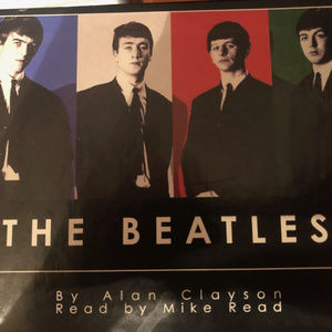 BEATLES BIOGRAPHIES ON CD BOX SET NEW Alan Clayson